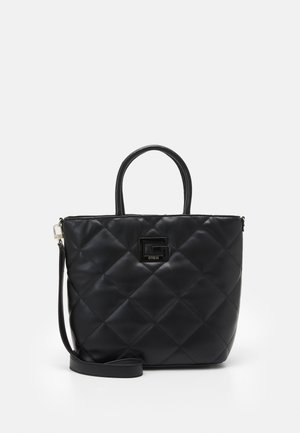 BRIGHTSIDE TOTE - Tote bag - black