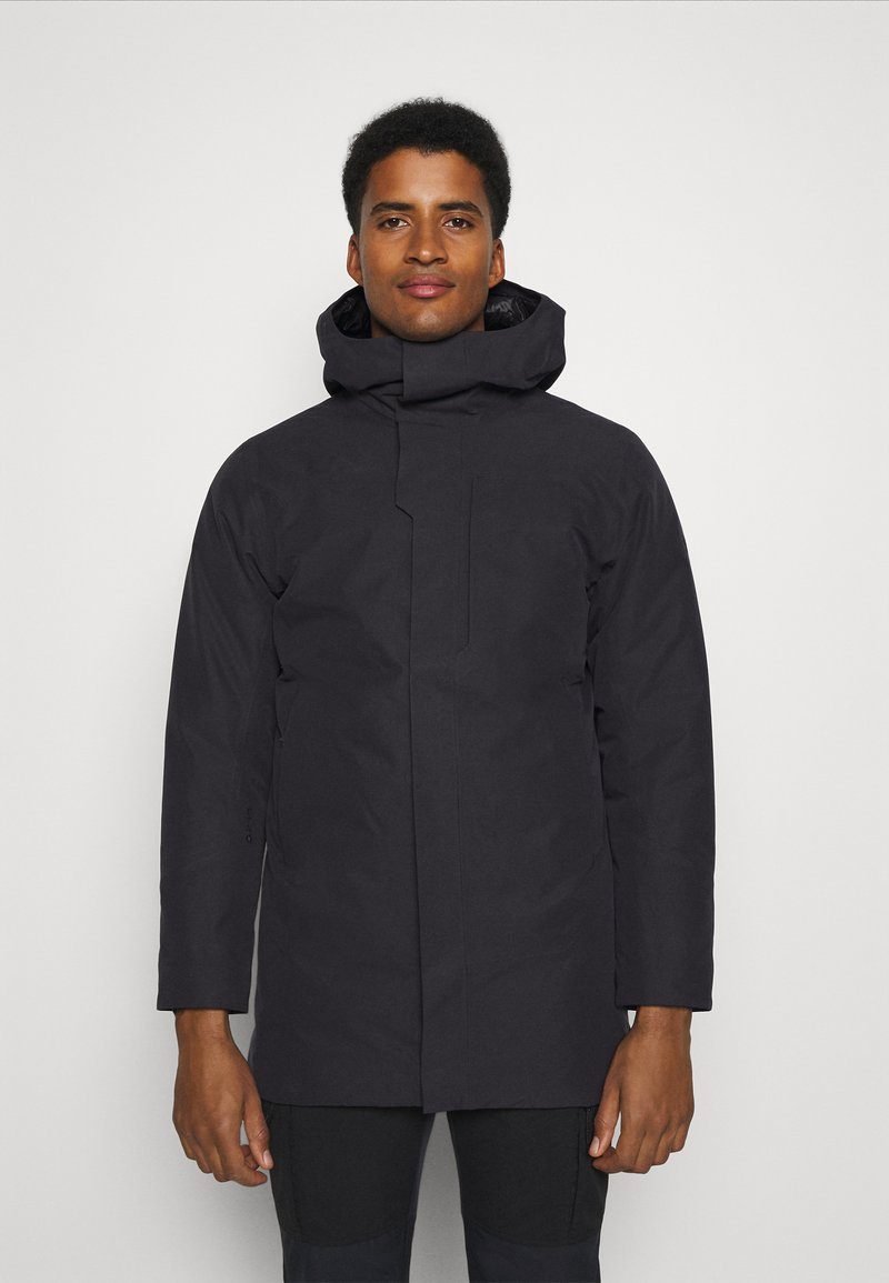 Arc'teryx - THERME PARKA MENS - Down coat - black