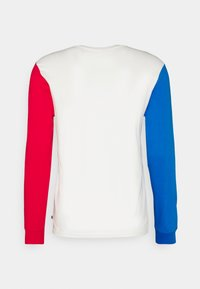 Russell Athletic Eagle R - HENRY ICONIC REGULAR LONG SLEEVE TEE UNISEX - Print T-shirt - soya - 1