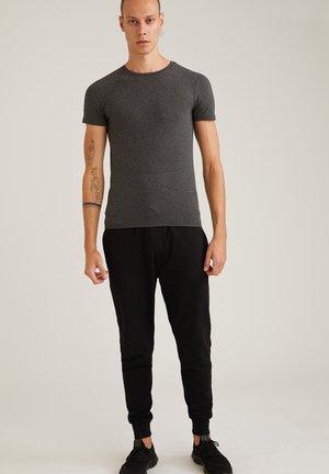 T-shirt basique - anthracite