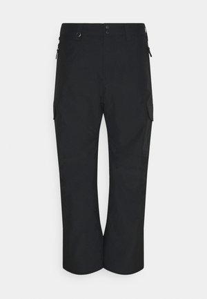 PORTER - Spodnie narciarskie - true black