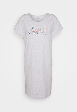 NIGHTDRESSES - Nightie - light grey melange