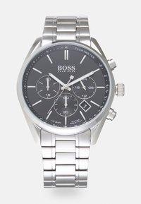 BOSS - CHAMPION - Cronógrafo - silver-coloured/black - 0
