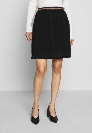KADALUCA SKIRT - A-line skirt - black deep