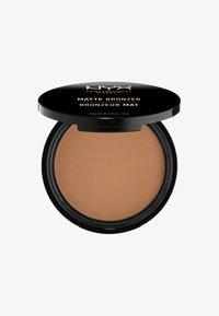 Nyx Professional Makeup - MATTE BODY BRONZER - Bronzer - 5 deep tan - 0