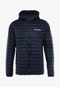 Columbia - POWDER PASS™ HOODED JACKET - Outdoor jacket - black - 4