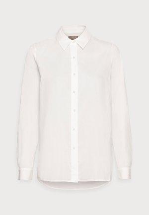ANTONIETT - Button-down blouse - spring gardenia