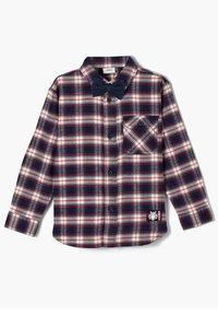 s.Oliver - Shirt - navy check - 2