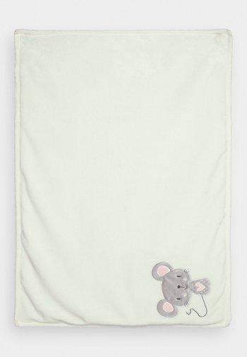 KUSCHEL SWEET HOME UNISEX - Play mat - off-white