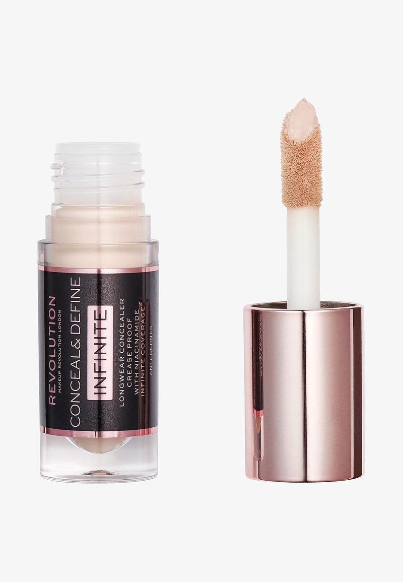 Make up Revolution - INFINITE CONCEALER - Concealer - c0.3