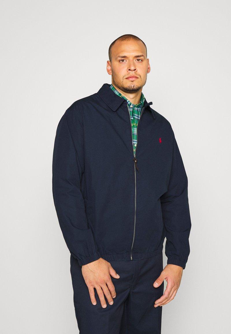 Polo Ralph Lauren Big & Tall - BAYPORT  - Giacca leggera - aviator navy