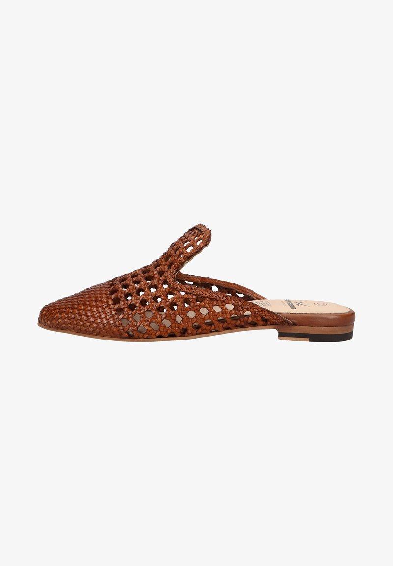 Sansibar Shoes - Muiltjes - braun