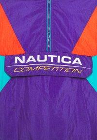 NAUTICA COMPETITION - WHIPSTAFF - Veste coupe-vent - purple - 8