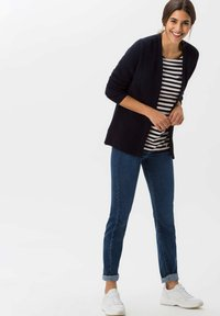 BRAX - STYLE ANIQUE - Cardigan - navy - 1