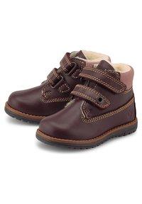 Primigi - PLAY CASUAL - Touch-strap shoes - bordeaux - 2