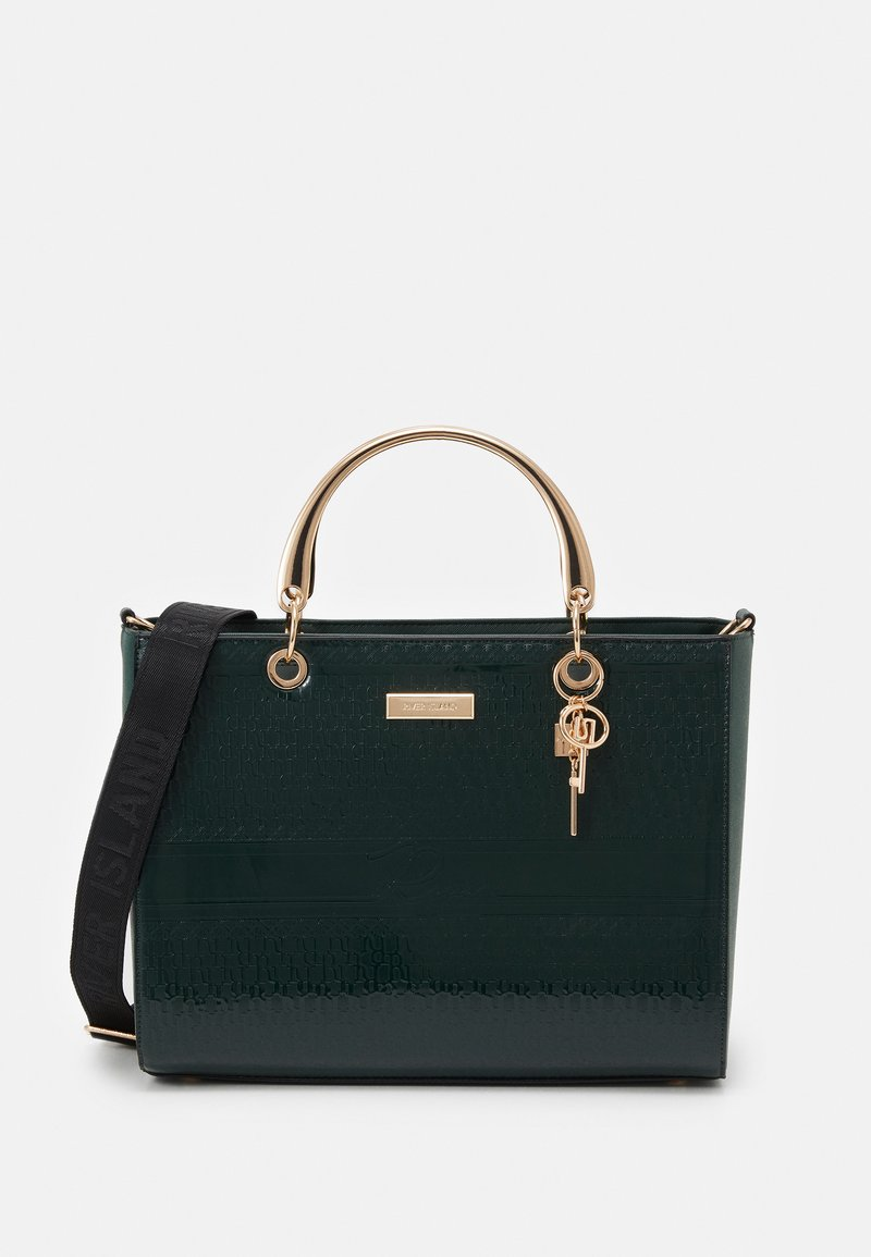 River Island - Tote bag - green