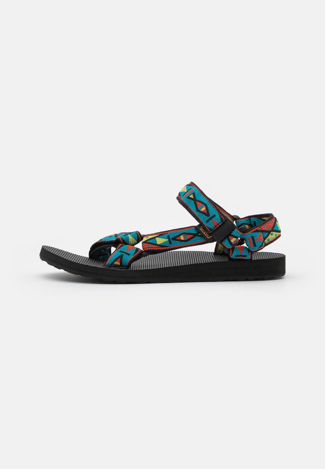 ORIGINAL UNIVERSAL - Chodecké sandály - topanga/aurora/multicolor