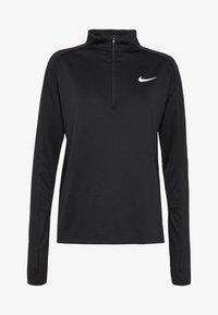 Nike Performance - PACER  - Camiseta de deporte - black/reflective silver - 4