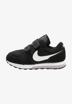 MD RUNNER  - Matalavartiset tennarit - black/white/wolf grey