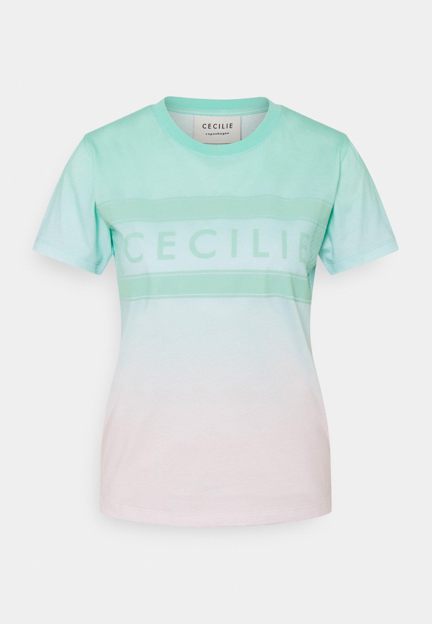 Donna SIMONE RAINBOW - T-shirt con stampa