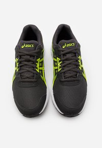 ASICS - GEL-SILEO 2 - Neutral running shoes - graphite grey/safety yellow - 3