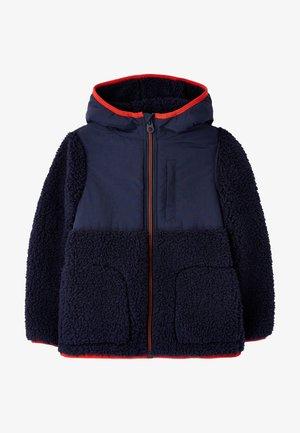 Fleece jacket - französisch marineblau