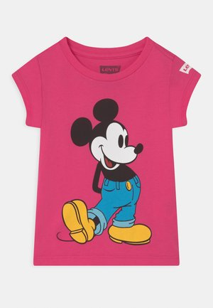 MICKEY MOUSE CLASSIC  - Print T-shirt - dark hyper pink