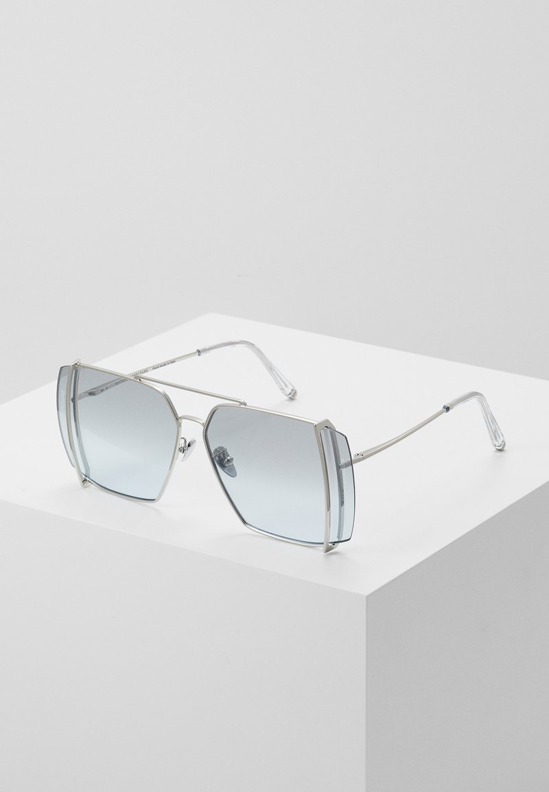 RETROSUPERFUTURE - TEOREMA OMBRE - Lunettes de soleil - silver-coloured