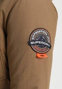 Superdry - EVEREST - Winter coat - flaxon - 7