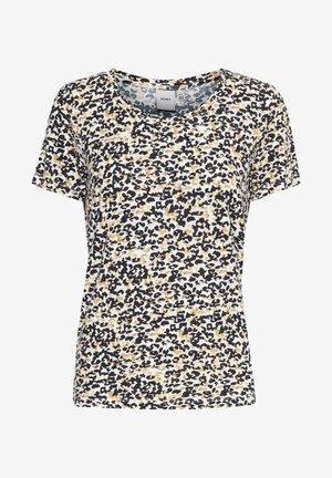 IHLISA - Print T-shirt - tan