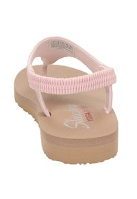 Skechers - MEDITATION - T-bar sandals - rose goud - 1