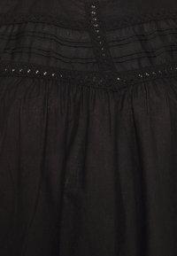 ONLY - ONLSABRYNA LYRIC TOP - Bluse - black - 2