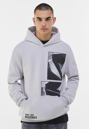 Luvtröja - grey