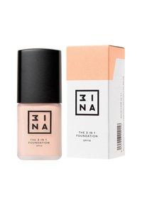 3ina - 3 IN 1 FOUNDATION - Foundation - 208 cream - 1