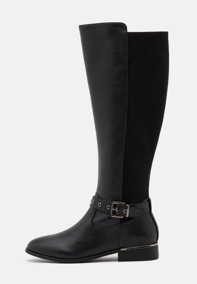 Stivali alti - black