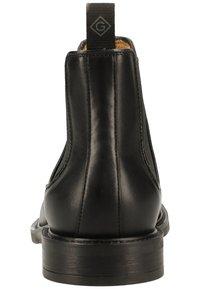 GANT - Classic ankle boots - black g - 3