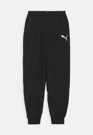 ACTIVE PANTS UNISEX - Tracksuit bottoms - black