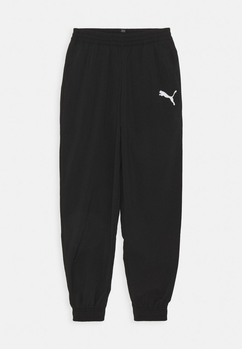 Puma - ACTIVE PANTS UNISEX - Tracksuit bottoms - black