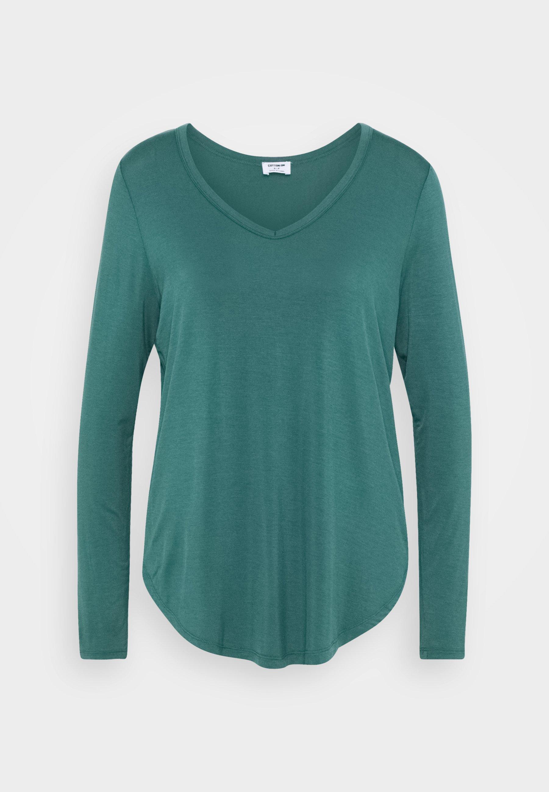 Women KARLY LONG SLEEVE  - Long sleeved top