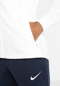 Nike Performance - DRY ACADEMY 18 - Veste de survêtement - white - 4