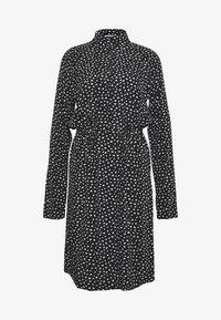 PCNICOLETTA LS DRESS - Hverdagskjoler - black
