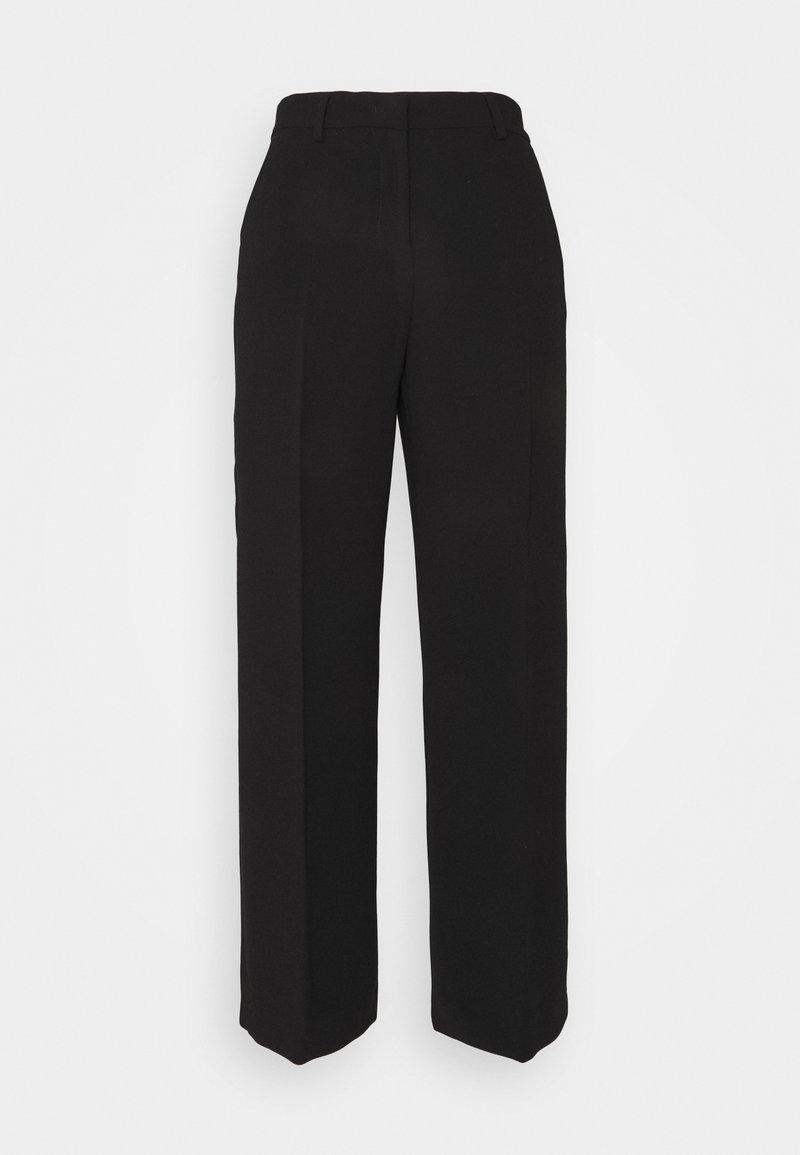 WEEKEND MaxMara - PARATA - Trousers - schwarz