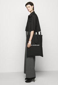 MM6 Maison Margiela - BORSA - Tote bag - black - 1