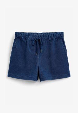 RUN  - Denim shorts - dark blue