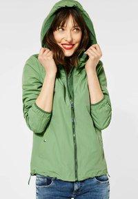 Street One - Summer jacket - green - 0