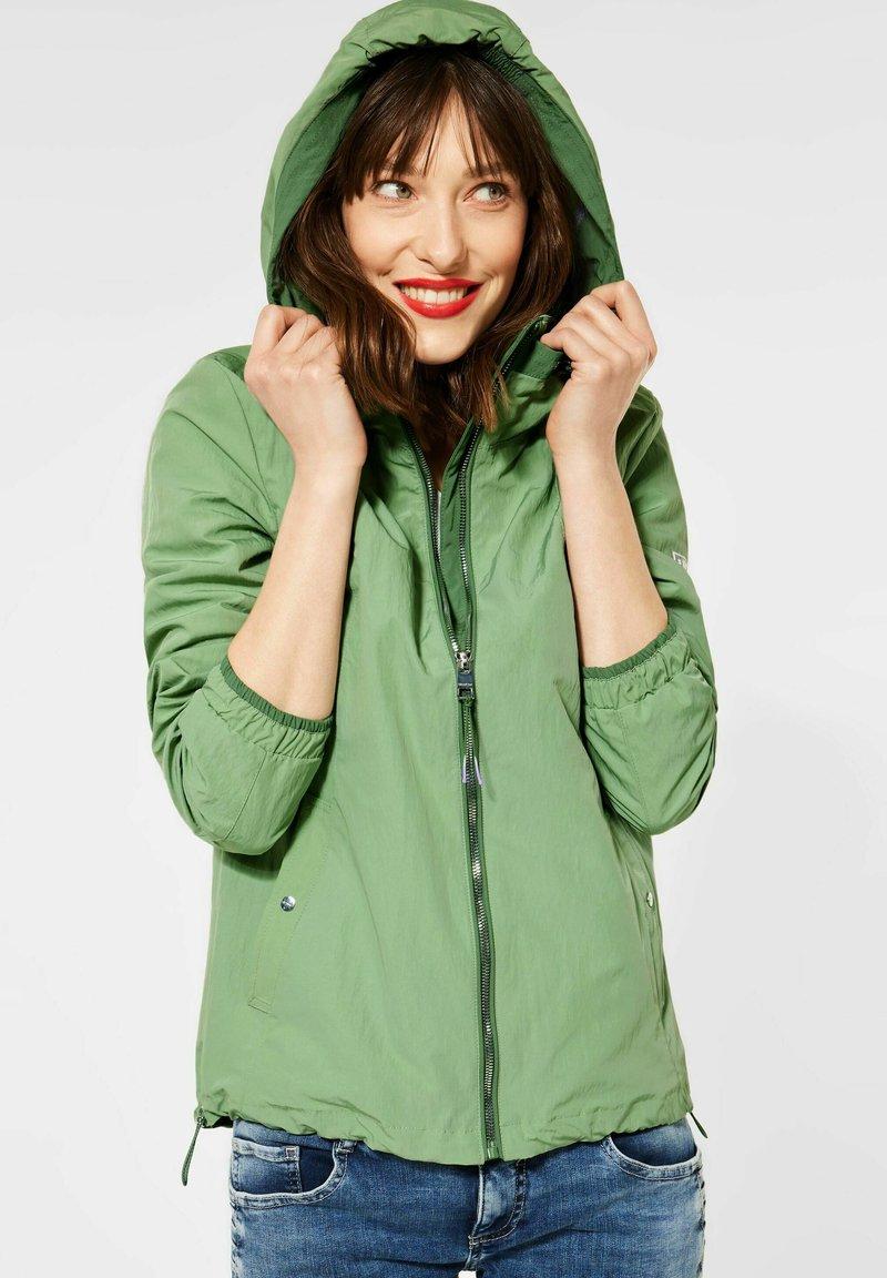 Street One - Summer jacket - green