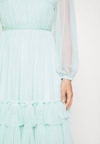 Lace & Beads - ROSEMARY MIDI - Cocktail dress / Party dress - mint - 6