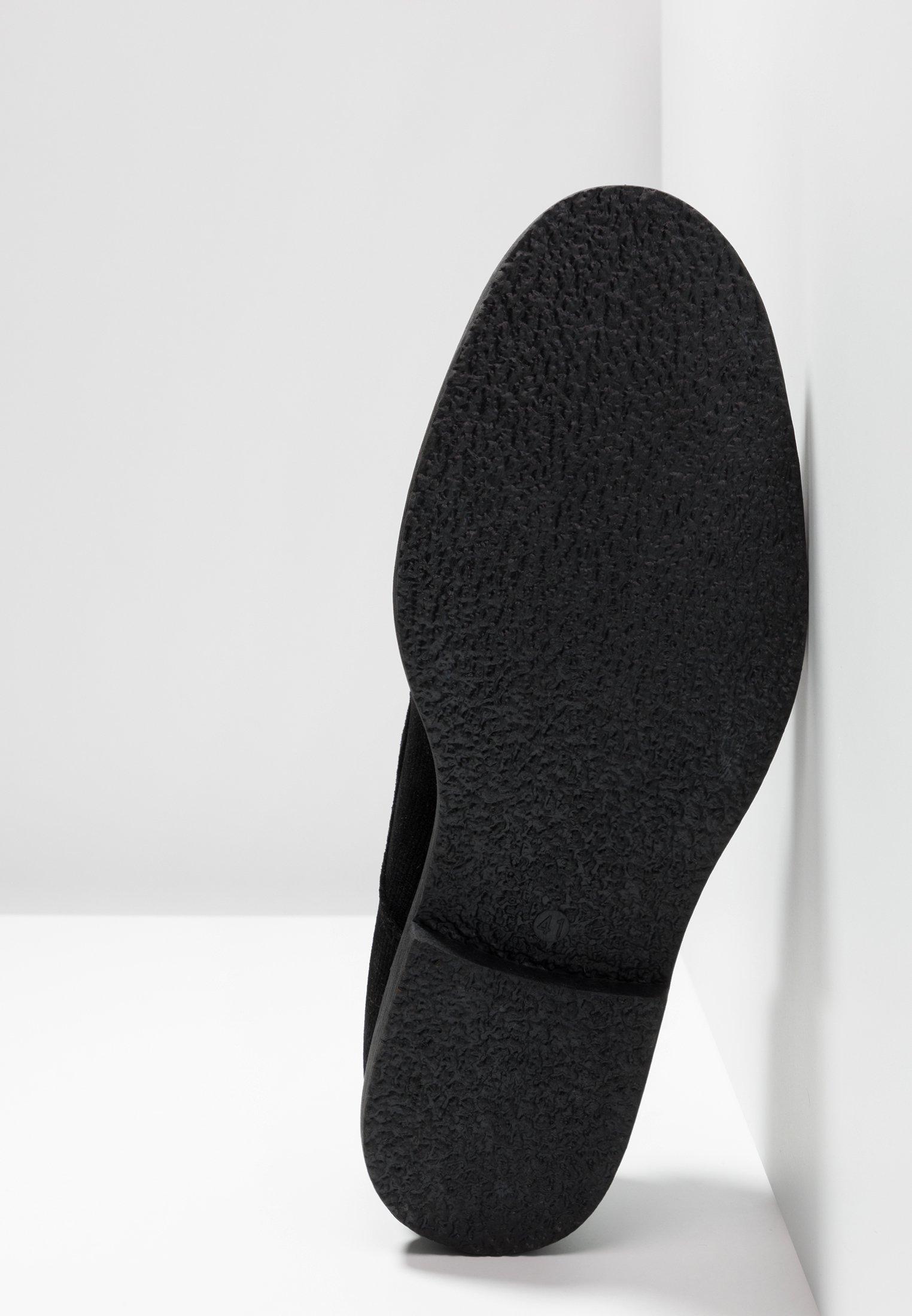 Topman SPARK - Eleganta snörskor - black/svart - Herrskor M9Jca