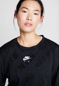 Nike Performance - AIR MIDLAYER - Treningsskjorter - black - 3