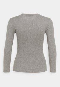 Polo Ralph Lauren - TEE LONG SLEEVE - Maglietta a manica lunga - battalion heather - 1